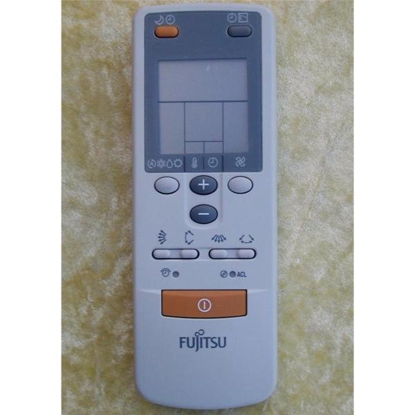 Điều khiển điều hòa Fujitsu 01 (trắng)