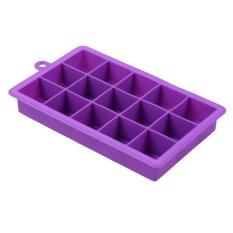 Hình ảnh DIY Ice Lattice Can Be Used For Kitchen Bar Purple - intl