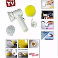 Hình ảnh Dụng cụ lau chùi đa năng, thông minh 5in1 Magic Brush