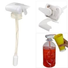 Hình ảnh Electric Automatic Water&Drink Tap Pump Magic Hose Beverage Dispenser Leak-proof - intl
