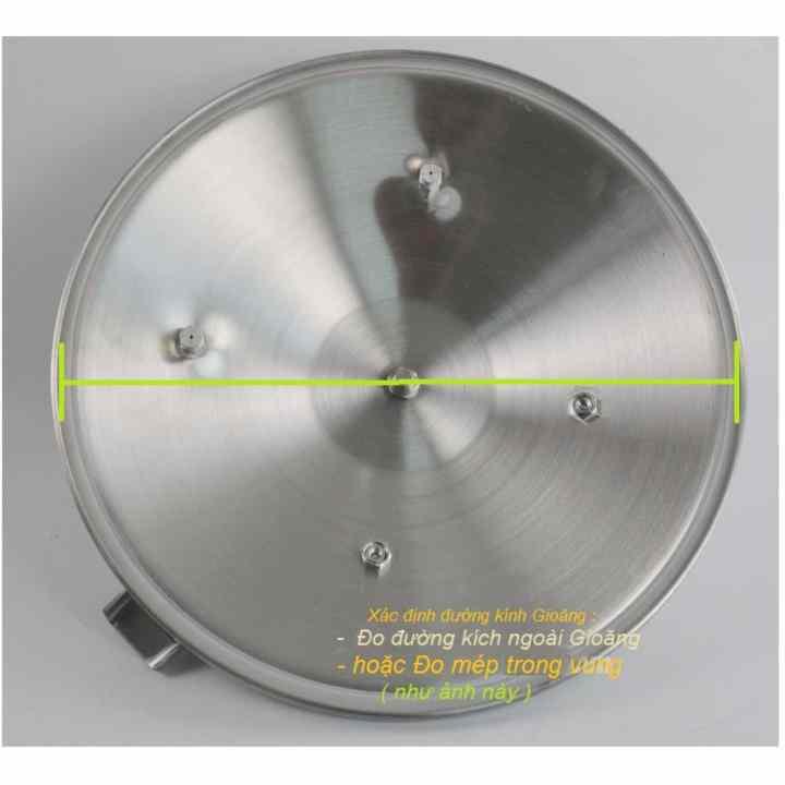 Gioăng tròn đặc nồi áp suất 2 tay cầm roăng Supor Sunhouse…
