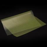 Tốt Tủ Lạnh Miếng Lót Chống Kháng Khuẩn Độ Ẩm Mùi Nấm Mốc Thấm Hút Miếng Lót Tủ Lạnh Thảm Tủ Lạnh Xanh 45*29 cm-quốc tế