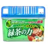 Hộp khử mùi tủ lạnh hương trà xanh- Hàng nhập khẩu Nhật Bản