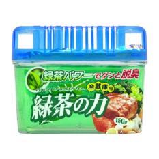 Hình ảnh Hộp khử mùi tủ lạnh hương trà xanh Kokubo (Japan)