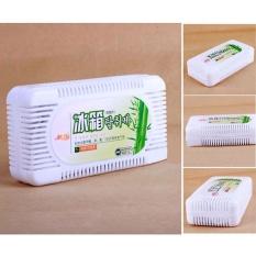 Hình ảnh Household Activated Bamboo Charcoal Refrigerator Deodorant Box Original - intl