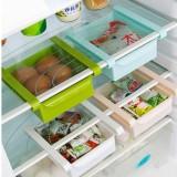 Khay kéo để đồ tiết kiệm diện tích tủ lạnh tiện ích