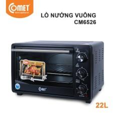 Lò Nướng điện Comet CM6526 22 Lít Giá Cực Ngầu