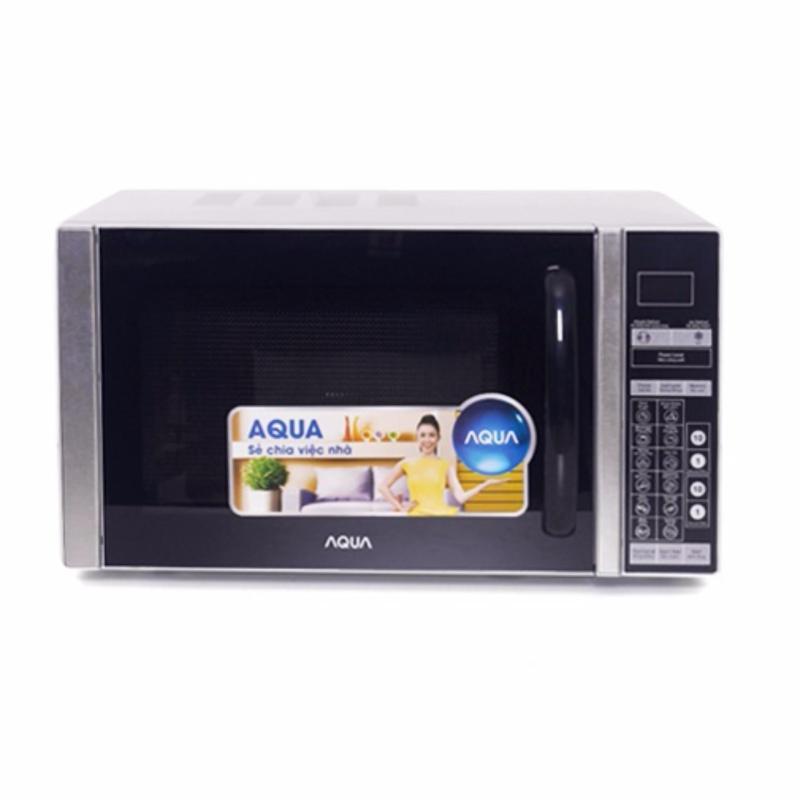 [NTT] Lò nướng vi sóng AQUA AEM-G7530V 30L (Bạc)