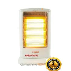 Lò sưởi Nova -Lion 3 bóng đèn sưởi gia nhiệt 1200W 3 mức hoạt động  (sản phẩm bảo hành 2 năm)