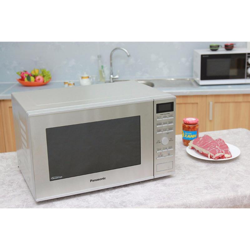 Bảng giá Lò vi sóng kèm nướng (Inverter) Panasonic GD692 25L(Bạc) - Hàng nhập khẩu Điện máy Pico