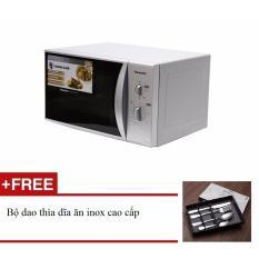 Lo Vi Song Panasonic Nn Sm33Hm 25 Lit Tặng Bộ Dao Thia Dĩa Ăn Inox Cao Cấp Hà Nội Chiết Khấu 50