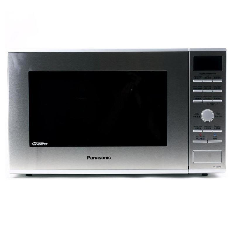 Lò vi sóng điện tử có nướng Panasonic PALM-NN-GD692SYUE 31 lít