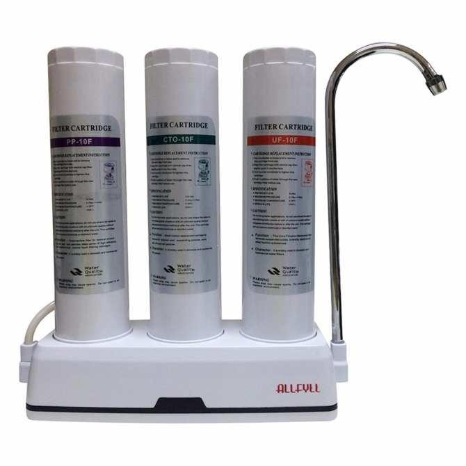 Thiết bị vòi lọc rửa Allfyll Thai Lan Model FF3