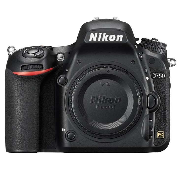 Máy ảnh Nikon D750 Body (Đen)