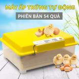 Mã Khuyến Mại May Ấp Trứng Anh Dương A100 Ấp Tối Đa 54 Trứng Tự Động Hoan Toan Lắp Sẵn Oem