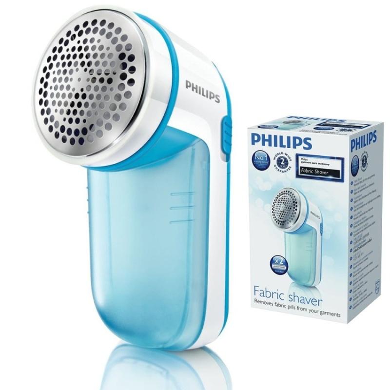Máy cắt lông xù Philips GC026 (Xanh) - Hàng nhập khẩu
