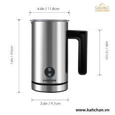 Máy đánh sữa tạo bọt kahchan cao cấp