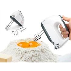 Hình ảnh Máy Đánh Trứng Cầm Tay 7 Cấp Tốc Độ 180W - Trắng