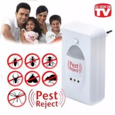 Hình ảnh Máy đuổi côn trùng Pest Reject - Đuổi gián, muỗi, kiến, ruồi, chuột - Sản phẩm của năm 2018