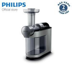 May Ep Philips Micro Masticating Hr1897 Bạc Hang Phan Phối Chinh Thức Philips Chiết Khấu 40