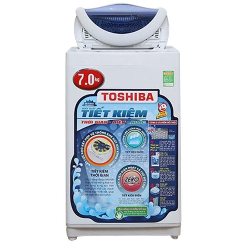 Máy giặt cửa trên Toshiba 7.0 kg AW-A800SV, WB