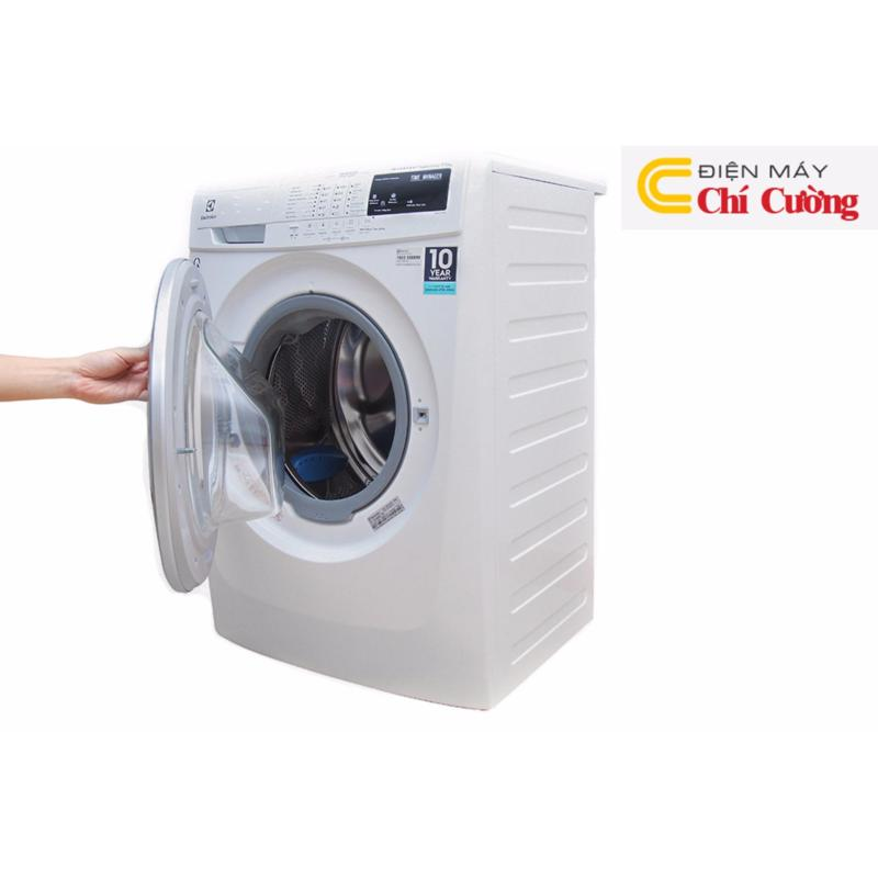 Máy giặt cửa trước ELECTROLUX EWF10744 Inverter 1000 7.5 Kg (Trắng)