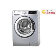 May Giặt Electrolux Ewf12853S 8 Kg Xam Inverter Electrolux Chiết Khấu
