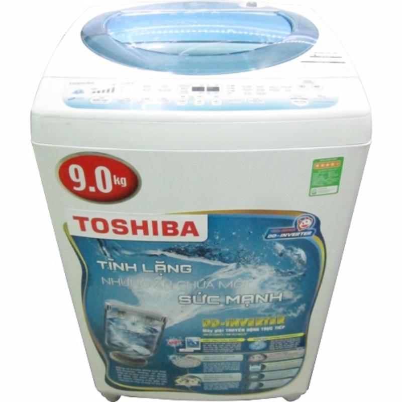 Máy giặt Inverter Toshiba 9.0 Kg AW-DC1000CV(WM)