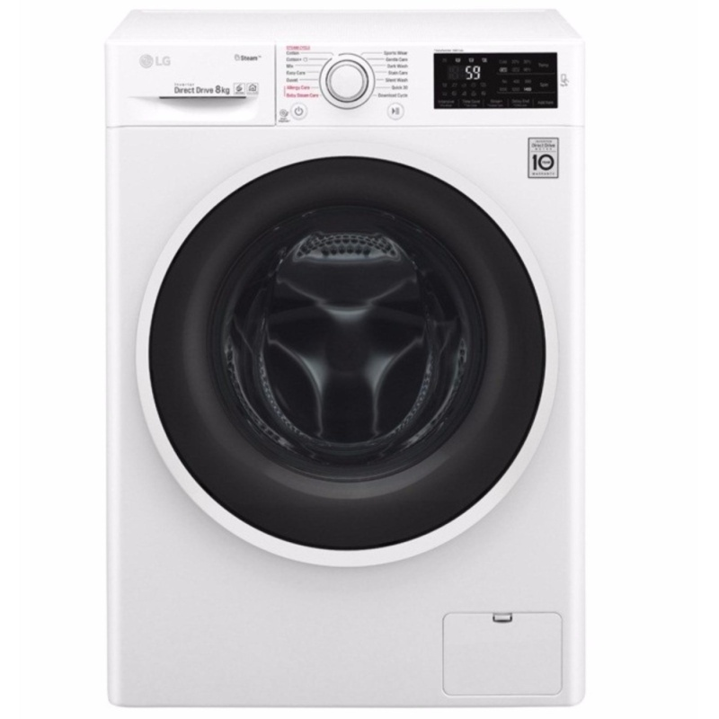 Máy giặt lồng ngang LG FC1408S4W2 (Trắng)