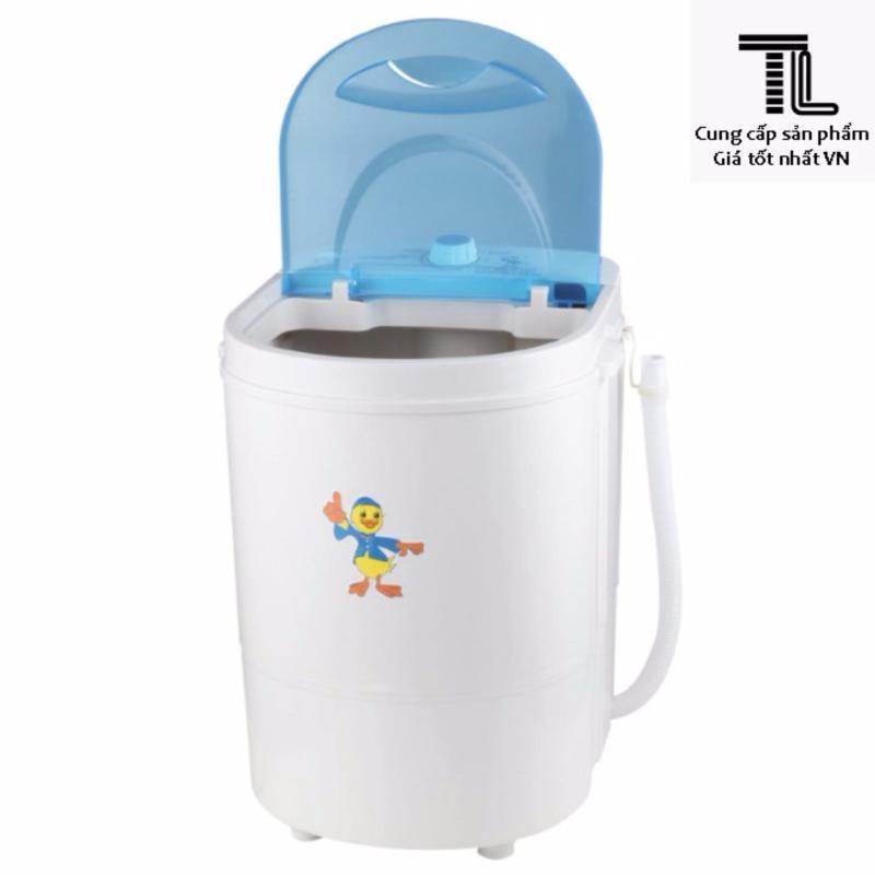 Bảng giá Máy giặt mini, máy giặt quần áo trẻ em (4Kg)(Trắng) Điện máy Pico