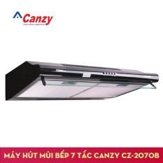 Giá Máy hút khói khử mùi bếp 7 tấc CANZY CZ-2070B