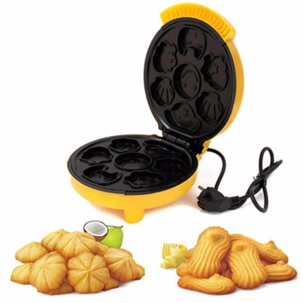 Hình ảnh Máy làm bánh nướng hình thú (Vàng)