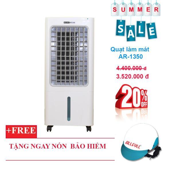 Bảng giá Máy làm mát không khí ALLFYLL Thái Lan AR-1350 + Tặng nón bảo hiểm cao cấp