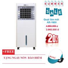 Bảng giá Máy làm mát không khí ALLFYLL Thái Lan AR-1600 + tặng nón bảo hiểm cao cấp