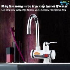 Bảng giá Máy làm nóng nước trực tiếp tại vòi QWater RX-01