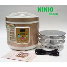 Hình ảnh Máy làm tỏi đen gia đình Nhật Bản Nikio NK-688