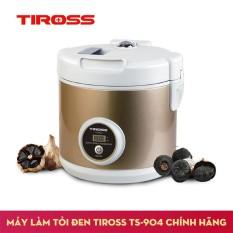 Bán May Lam Tỏi Đen Tiross Ts904 Nau Rẻ