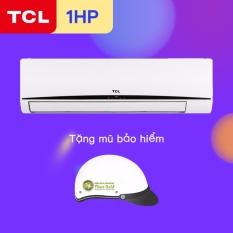 Máy lạnh 1 chiều TCL RVSC09KDS 1.0 HP(Trắng)