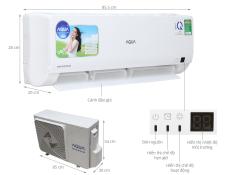 Bảng giá Máy lạnh Aqua Inverter 2 HP AQA-KCRV18WJ