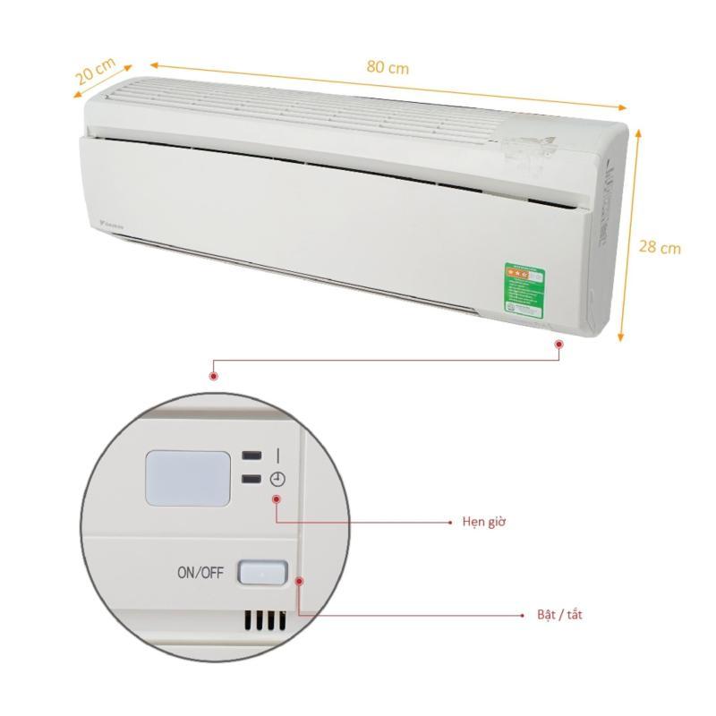 Bảng giá Máy lạnh FTNE35MV1V Daikin Điện máy Pico