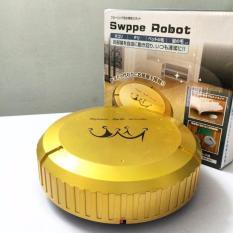 Chiết Khấu Robot Lau Nha Tự Động Swppe Vang Đồng Tặng Hộp Đựng Tăm