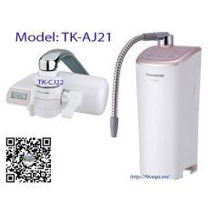Hình ảnh Máy Lọc Nước Ion Kiềm Panasonic TK-AJ21