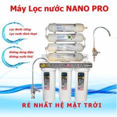 Bảng giá BH 10 NĂM - Máy lọc nước Uống trực tiếp NANO PRO  Cấp 7 LÕI LỌC Điện máy Pico