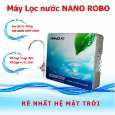 Mã Khuyến Mại May Lọc Nước Uống Trực Tiếp Nano Robo Khong Cần Đun Soi Bổ Sung Khoang Tds Kiểu Dang Han Quốc Nanorobo