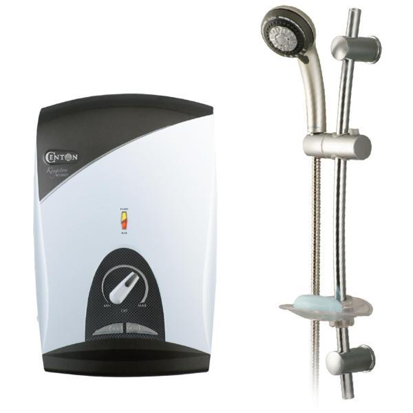 Bảng giá Máy nước nóng trực tiếp có bơm Centon KS500EP