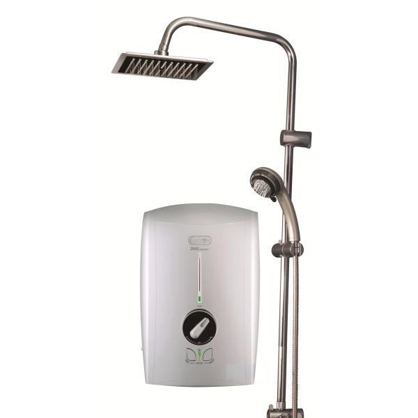 Bảng giá Máy nước nóng trực tiếp có bơm Centon GD600ESPRS (INVERTER)