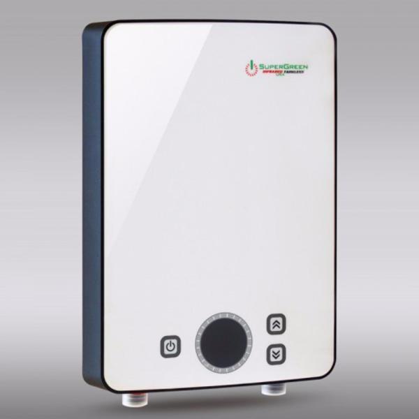 Bảng giá Máy nước nóng hồng ngoại SuperGreen: IR-260 (Trắng)