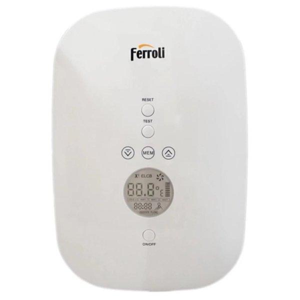 Bảng giá Máy nước nóng trực tiếp Ferroli Divo SDN 4.5S (Hiển thị điện tử)