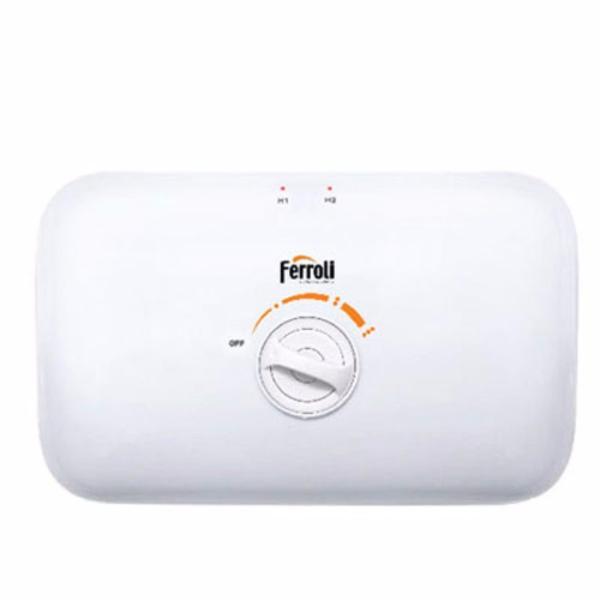 Bảng giá MÁY NƯỚC NÓNG TRỰC TIẾP FERROLI RITA FS-4.5 TM( Chưa có hoa sen tắm, chưa có van đầu vào)