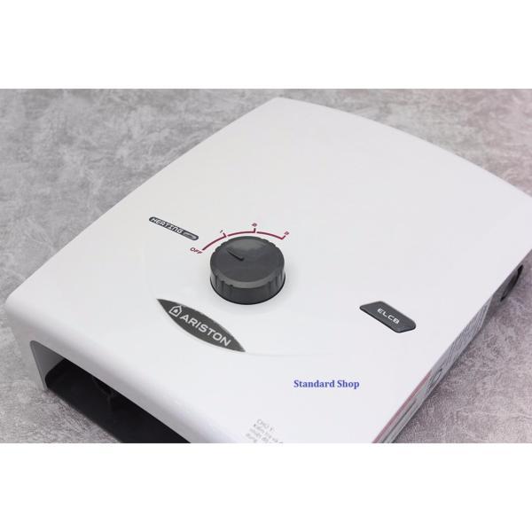 Bảng giá Máy Nước Nóng Trực Tiếp Chống Giật Không Bơm Ariston SB35E-VN (Trắng) - Nhiều công suất làm nóng, hệ thống an toàn đồng bộ - Tặng 01 dây cấp nước - Bảo hành 2 năm